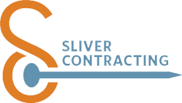 Sliver Contracting Logo